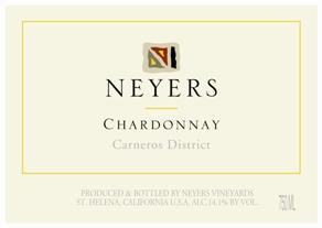 Neyers Chardonnay Carneros 2010