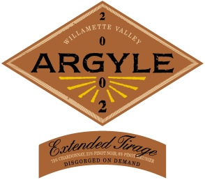 Argyle Extended Triage Willamette Valley 2002
