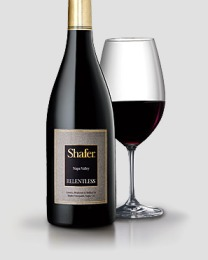 "Shafer Vineyards ""Relentless"" Napa Valley 2008"