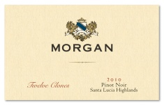 Morgan Pinot Noir Santa Lucia Highlands Twelve Clones 2010