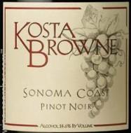 2009 Kosta Browne Pinot Noir Sonoma Coast