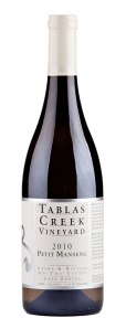 2010 Tablas Creek Petit Manseng