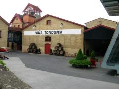 R. Lopez de Heredia Vina Tondonia bodega