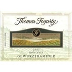 2011 Thomas Fogarty Gwerztraminer