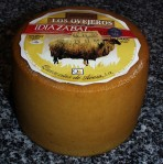 Idiazabal ewe cheese from Spain