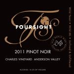 2011 Foresight Clone 05 Pinot Noir
