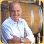 Winemaker Greg Brewer