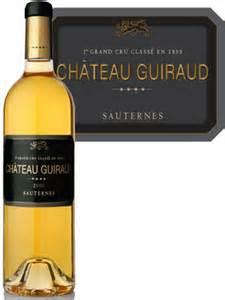 2001 Guirard Sauternes