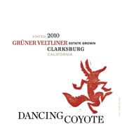 2010 Dancing Coyote Gruner Veltliner Clasrksburg