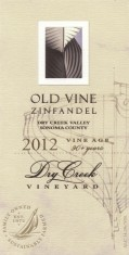 "2012 Dry Creek Vineyards ""Old Vine"" Zinfandel"