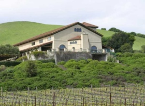 Gloria Ferrer Winery Tasting Room