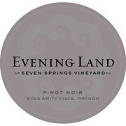 Evening Land Pinot Noir Enola-Amity Hills Seven Springs Vineyard La Source 2012