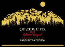 Quilceda Creek Cabernet Sauvignon Columbia Valley 2012