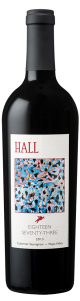 Hall Cabernet Sauvignon Napa Valley Eighteen Seventy-Three 2013